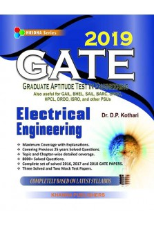 GATE-2019 (Electrical Engineering)