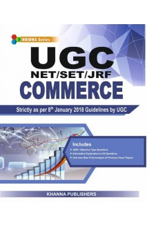 E_Book UGC NET / SET ( JRF & LS ) COMMERCE