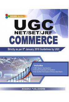 UGC NET / SET ( JRF & LS ) COMMERCE