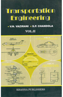 Transportation Engineering  Vol II