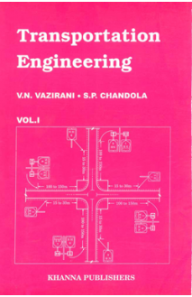 Transportation Engineering  Vol I