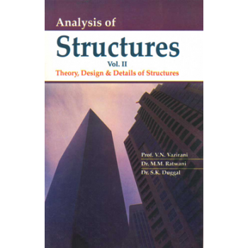 Analysis of Structures Vol-II