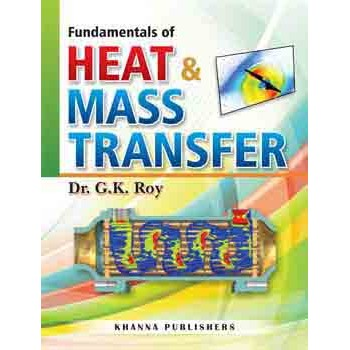Fundamentals of Heat & Mass Transfer