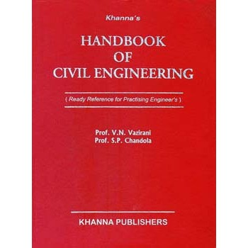 E_Book Handbook of Civil Engineering (Ready Reference for Practising Engineers)