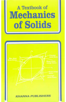 E_Book A Textbook of Mechanics of Solids