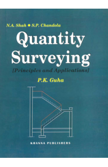 Quantity Surveying  (Principles and Applications)