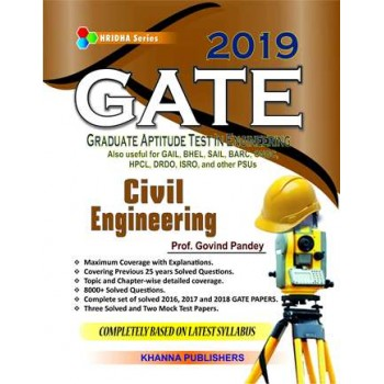 GATE-2019 (Civil Engineering)
