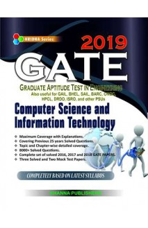 GATE-2019 (Computer Science and Information Technology)