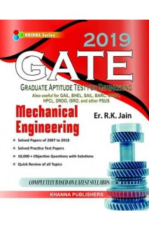GATE-2019 (Mechanical Engineering)