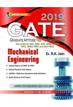 GATE-2019 (Mechanical Engineering)