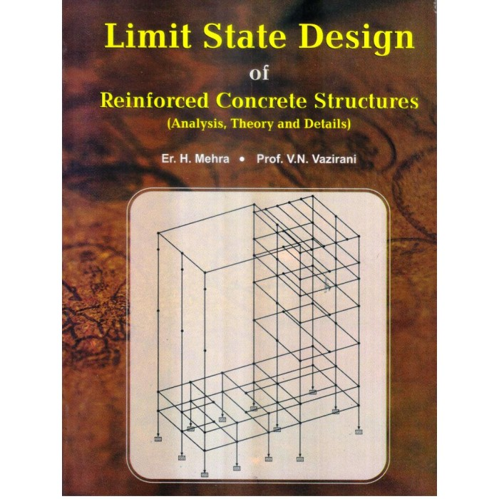 Limit State Design of Reinforced Concrete Structures (Analysis, Theory and Details)