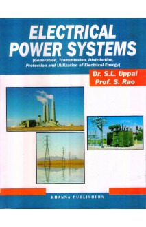 E_Book Electrical Power Systems (Generation, Transmission, Distribution, Protection and Utilization of Electrical Energy)