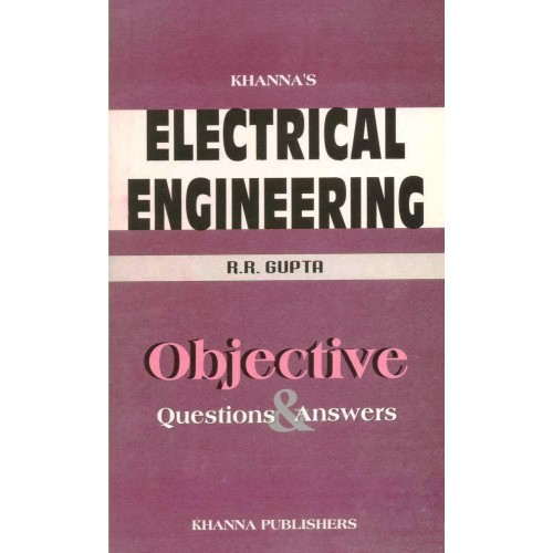 Khanna publishers objective question answers in electrical engineering fandeluxe