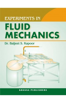 Experiments in Fluid Mechanics
