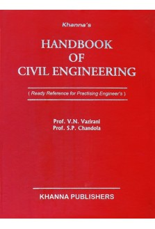 Handbook of Civil Engineering (Ready Reference for Practising Engineers)