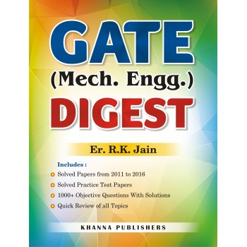 GATE Mechanical Engineering Digest