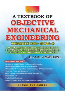 A Text Book of Objective Mechanical Engineering