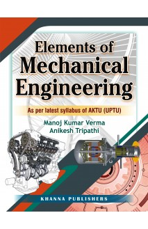 E_Book Elements of Mechanical Engineering  (As Per Latest Syllabus of AKTU (UPTU))