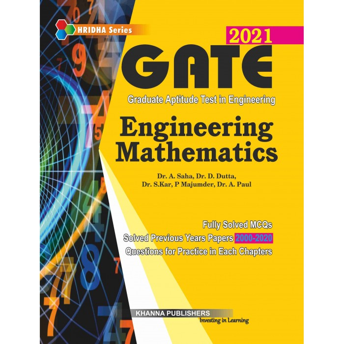 GATE Engineering Mathematics