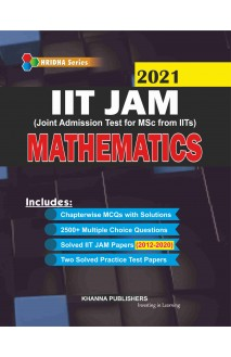 E_Book IIT-JAM (MATHEMATICS)