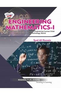 A Textbook of Engineering Mathematics-I (As per the latest syllabus of diploma in engineering courses under Jharkhand University of Technology, Ranchi)