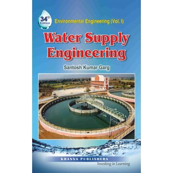 E_Book Environmental Engineering (Vol. I) Water Supply Engineering