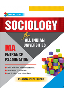 SOCIOLOGY MA ENTRANCE EXAM FINAL