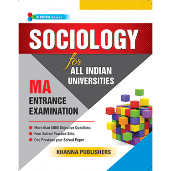 Sociology for All Indian Universities MA Entrance Examination