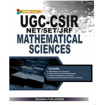 CSIR-UGC NET/SET ( JRF & LS ) MATHEMATICAL SCIENCES
