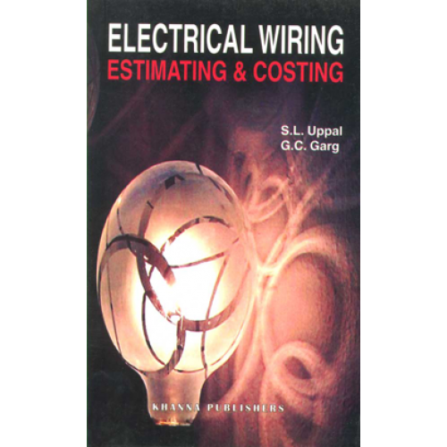 electrical wiring estimating and costing rh khannapublishers in how to determine electrical wiring Home Electrical Wiring