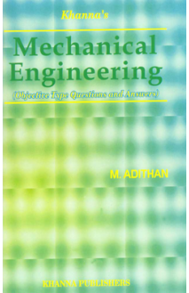 Mechanical Engineering (Objective Type Questions and Answers)