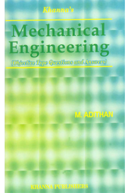 Mechanical Engineering (Objective Type Questions & Answers)