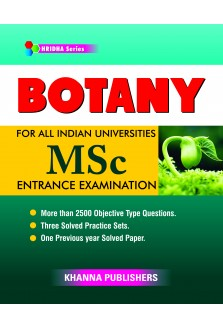 BOTANY For M.Sc Entrance Examination
