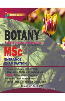E_Book Botany (For All Indian Universities MSc Entrance Examination)