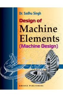 E_Book Design of Machine Elements (Machine Design)