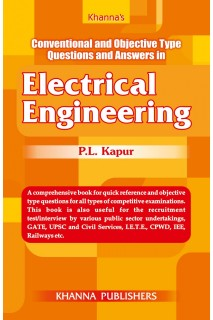 Conventional & Objective Type Questions and Answers in Electrical Engineering