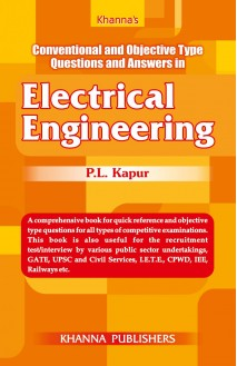 E_Book Conventional and Objective Type Questions and Answers in Electrical Engineering
