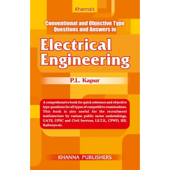 Conventional & Objective Type Questions & Answers in Electrical Engineering