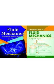 Fluid Mechanics With Experiments in Fluid mechanics 2 vol combo set