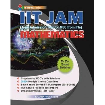 IIT-JAM (MATHEMATICS)