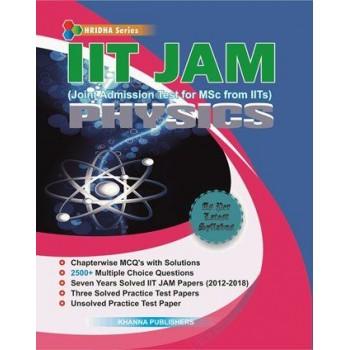 IIT-JAM (PHYSICS)