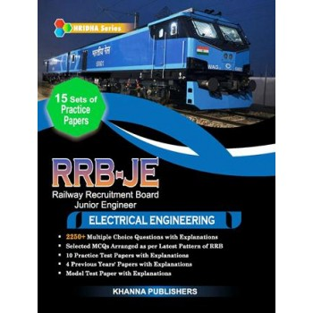 RRB-JE (RAILWAY RECRUITMENT BOARD JUNIOR ENGINEER)