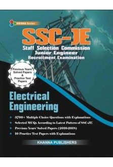 SSC-JE IN ELECTRICAL ENGINEERING
