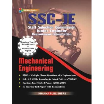 SSC-JE IN MECHANICAL ENGINEERING