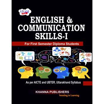 English & Communication Skills - I (as per AICTE and UBTER, Uttarakhand Syllabus)