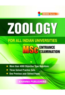 ZOOLOGY For M.Sc Entrance Examination