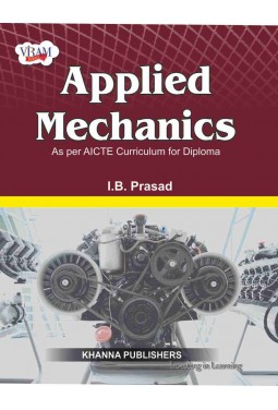 Applied mechanics (as Per AICTE Curriculum for Diploma)