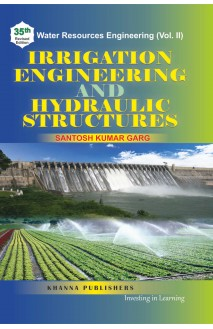 E_Book Water Resources Engineering Vol. II Irrigation Engineering & Hydraulic Structures