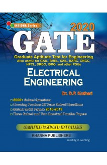 GATE-2020 (Electrical Engineering)