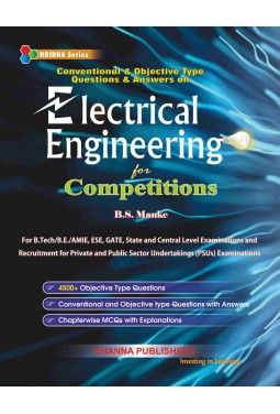 Conventional & Objective type Questions & Answers on Electrical Engineering for Competitions